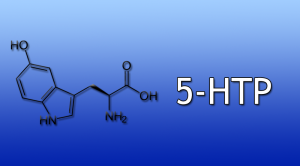 5-HTP chemical structure