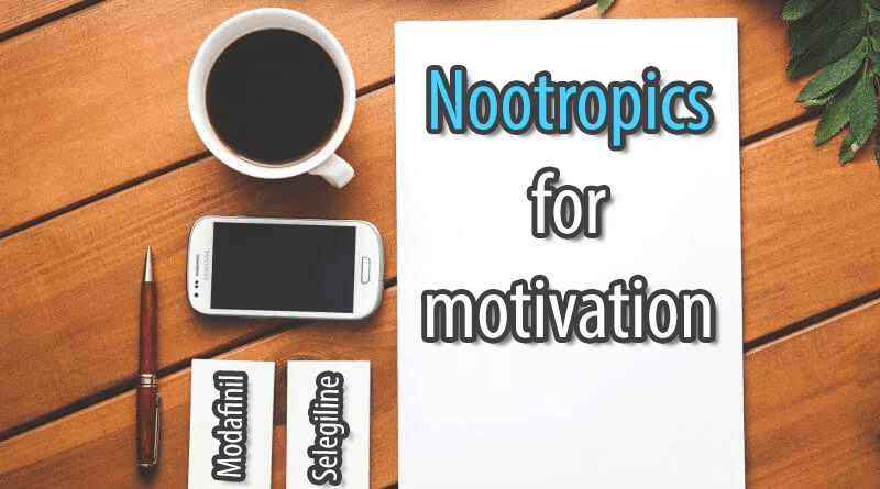 Best Nootropics For Motivation – Proven Dopamine Boosters