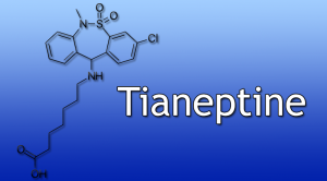 Tianeptine skeletal figure