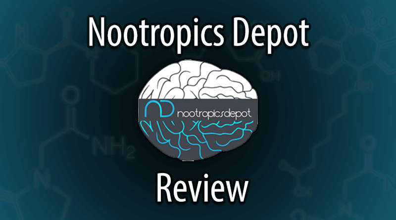 Nootropics Depot Review With Pictures – The Premium Vendor